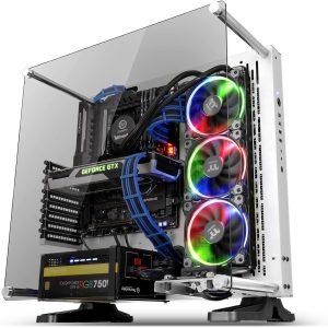 Thermaltake Core P3 TG Snow Edition
