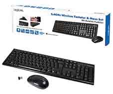 Tastatur/Maus LogiLink ID0104